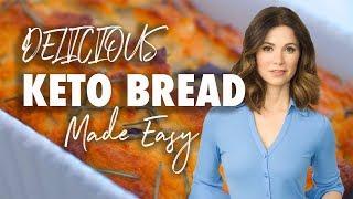 Download The BEST Keto Bread Recipe Video