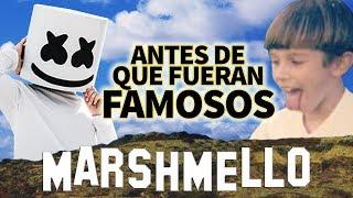 Download MARSHMELLO - Antes De Que Fueran Famosos - ¿QUIEN ESTA DETRAS DE LA MASCARA? | IDENTIDAD Video