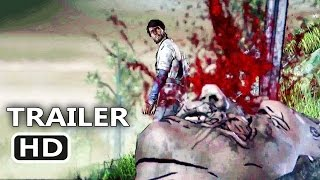 Download PS4 - The Walking Dead Season 3 Gameplay Trailer (Telltale Games) TGA 2016 Video
