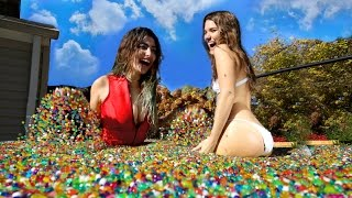 Download 10 Million Orbeez In Hot Tub! Video