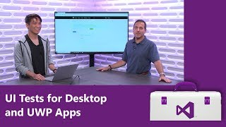 Download UI Tests for Desktop and UWP Apps Video