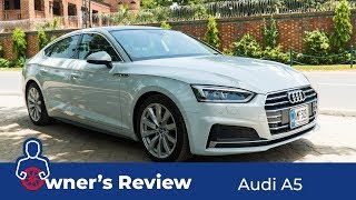 Download Audi A5 2019 Owner's Review: Price, Specs & Features | PakWheels Video