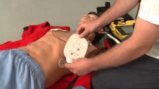 Download Pierwsza pomoc: Defibrylator AED LIFEPAK 1000 Video
