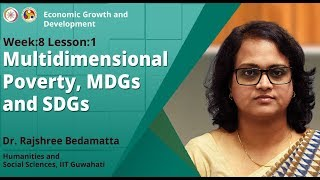 Download Multidimensional Poverty, MDGs and SDGs Video