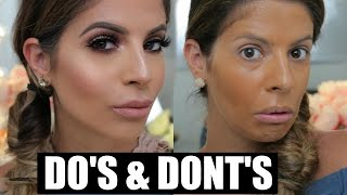 Download Makeup DO'S and DONTS | Foundation & Primer | Laura Lee Video