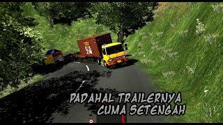 Special Transport DLC] ETS2 | Truck Hino With Trailer GIANT