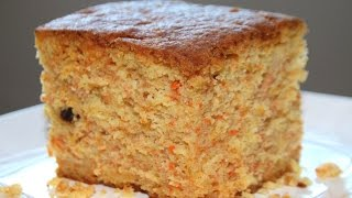 Download carrot cake recipe/soft & moist - Cooking A Dream Video
