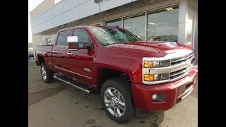 Download 2018 Chevrolet High Country 2500HD Review Video