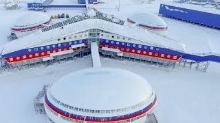 Download Putin building massive Arctic military base Video