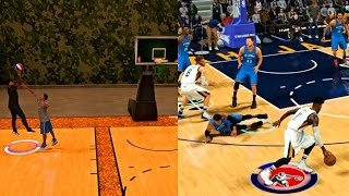 Download RUSSELL WESTBROOK CHALLENGED FREDDY TO A MYCOURT 1V1! EXPOSING WESTBROOK ANKLES! - NBA 2K17 MyCAREER Video