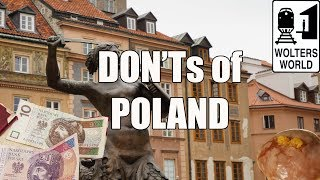 Download Visit Poland - The DON'Ts of Poland Video