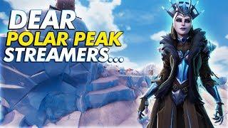 Download DEAR. Polar Peak Streamers... Video