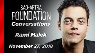 Download Conversations with Rami Malek Video