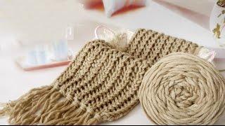 Download Hướng dẫn đan khăn kiểu 1# Video