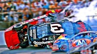 Download NASCAR's Hardest Crashes Video