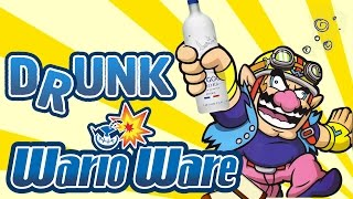 Download DRUNK WARIO WARE - WarioWare Smooth Moves Gameplay Video