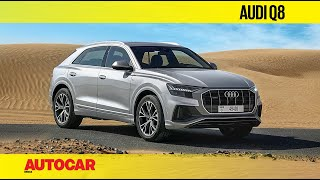 Download Audi Q8 Review - New X6 Rival Coming Soon   First Drive   Autocar India Video