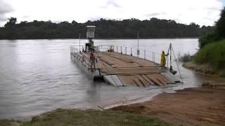 Download Guyana South America Annai Kurupukari Essequibo River - Satellite Dish VSAT Technician Mark Erney Video