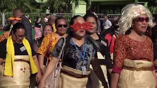 Download Tonga High School - 70th Anniversary Alumni March Video
