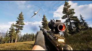 Download Far Cry 5 Creative Stealth Kills (Outpost Liberation) Video