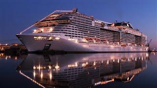 Download MSC Bellissima cruise ship full video 4K Video