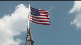 Download Drop-off locations to properly retire worn, tattered American flags Video