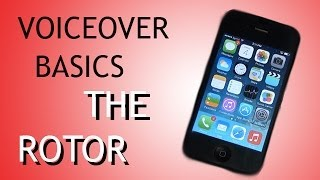 Download Using iOS Voiceover Rotor Video