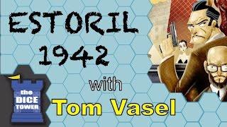 Download Estoril 1942 Review - with Tom Vasel Video
