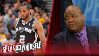 Download Jason Whitlock reacts to the Spurs dealing Kawhi to the Raptors | NBA | SPEAK FOR YOURSELF Video