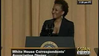 Download Wanda Sykes at the 2009 White House Correspondents' Dinner Video