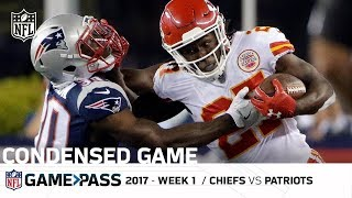 Download Chiefs vs. Patriots NFL Game Pass Condensed Full Game | Every Play from Week 1 Video