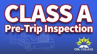 Download [Tutorial] CDL Class A Pre-Trip Inspection DEMO Video