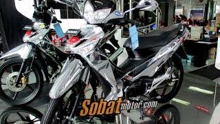 Download Modifikasi Honda Supra X 125 dengan body full Chrome - Sobatmotor Video