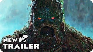 Download SWAMP THING Teaser Trailer (2019) DC Universe Series Video