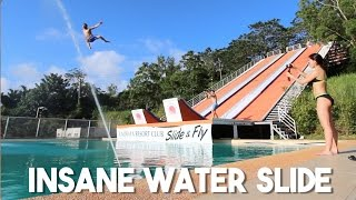 Download Largest Water Slide in the Philippines (EXTREME!) Video