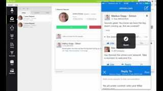 Download Sitrion on Office 365 with Yammer Integration - No Audio Video