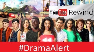 Download YouTube Rewind 2016 #DramaAlert PewDiePie - Jacksepticeye - Ricegum - Comedyshortsgamer - kwebbelkop Video