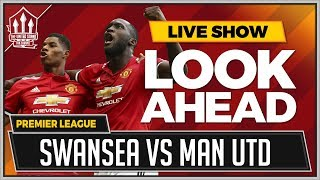 Download Swansea City vs Manchester United LIVE PREVIEW | MOURINHO Faces Rashford or Martial Dilemma? Video