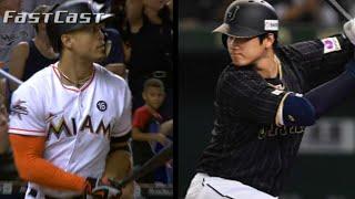 Download MLB FastCast: Stanton, Ohtani talks warm - 11/22/17 Video