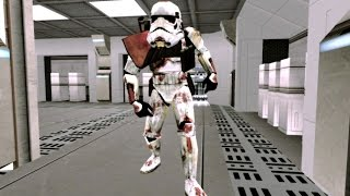 Download Star Wars Battlefront 2 Mods/Maps #102 [Zombie Infection Mode] Video