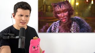 Download Vocal Coach Reacts to CATS (Official Trailer) Video