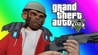 Download GTA5 Online Funny Moments: Doomsday Heists - Jetpacks at Last!! Video