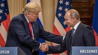 Download Report: Trump hid details of Putin talks Video
