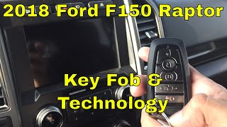 Download 2018 Ford F150 Raptor - Key Fob and Technology Run Down - SYNC 3 - B&O Play Audio Video