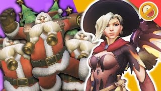 Download SNOW WHITE AND HER SWEDISH DWARVES - Overwatch Video