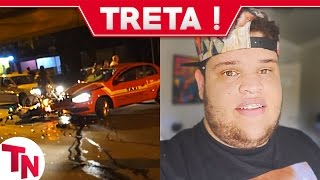 Download Youtuber presencia acidente, EduKof desabafa após receber reclamações, Kéfera, Castanhari Video