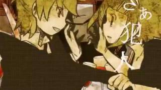Download 【Kagamine Len】 The Riddle Solver who can't solve Riddles ~English Subbed~ 【Vocaloid PV】 Video