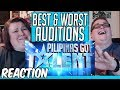 WORST AND BEST AUDITIONS 2018 Pilipinas Got Talent Season 6 REACTION!! 🔥