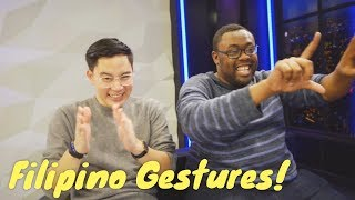 Download Foreigners React to FILIPINO GESTURES! Video