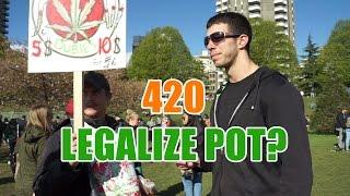 Download Squatting Slav TV: 420 Vancouver 2017 Pot Legalization Q&A Video